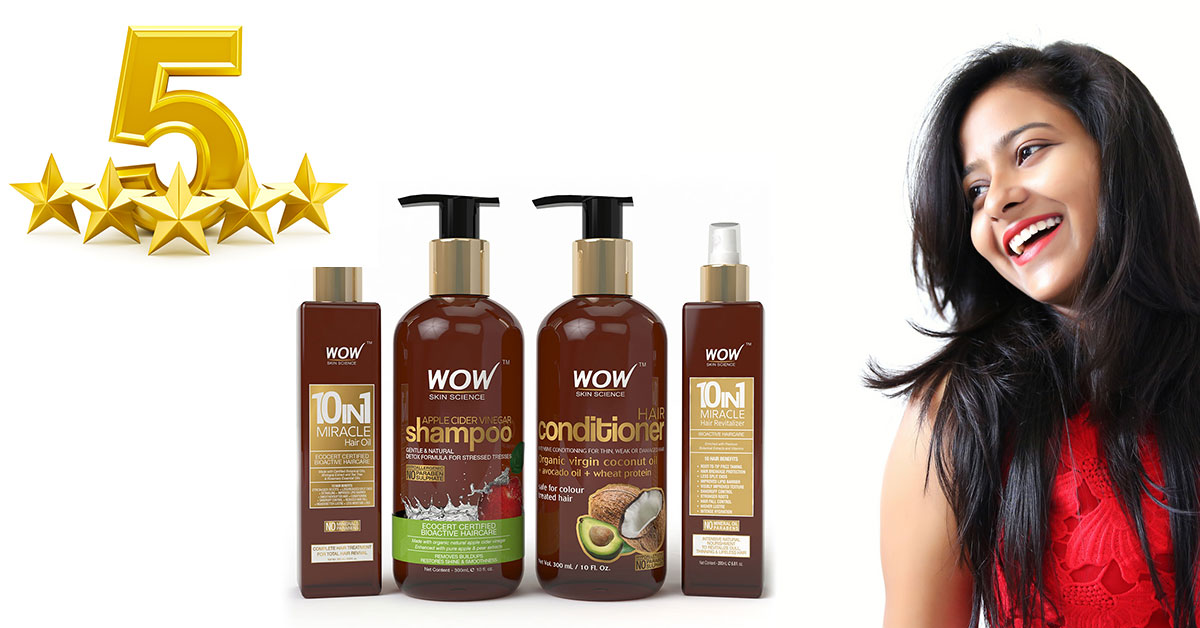 Wow Ultimate Hair Care Kit